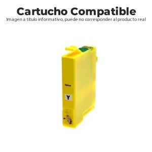 CARTUCHO COMPATIBLE HP 933XL CN056A AMARILLO