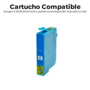 CARTUCHO COMPATIBLE CON BROTHER MFCJ4510DW CIAN 600PA