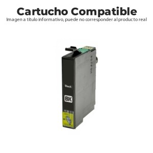 CARTUCHO COMPATIBLE CANON INYEC TINTA CLI-551 NEGRO
