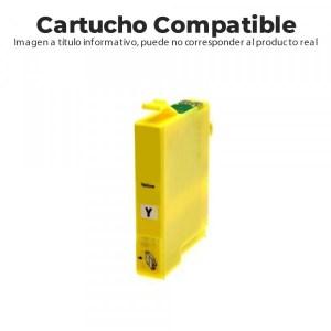 CARTUCHO COMPATIBLE BROTHER MFCJ44SS AMARILLO