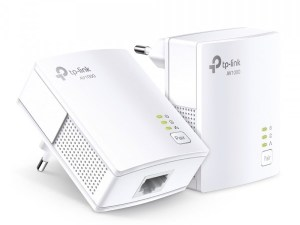 ADAPTADOR RED TP-LINK KIT 2X PLC AV1000 TL-PA7017KIT