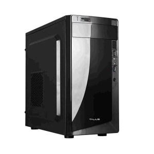 CAJA MICROATX TALIUS DENVER NEGRA 500W USB3.0+LECT