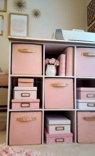 Efficient Dorm Room Organization Decor Ideas 37