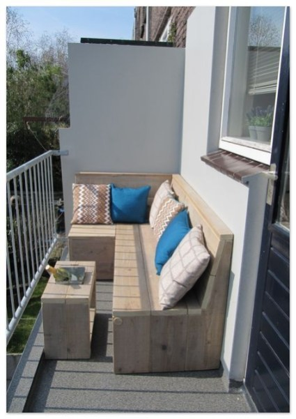 Perfect Small Balcony Design Ideas 41