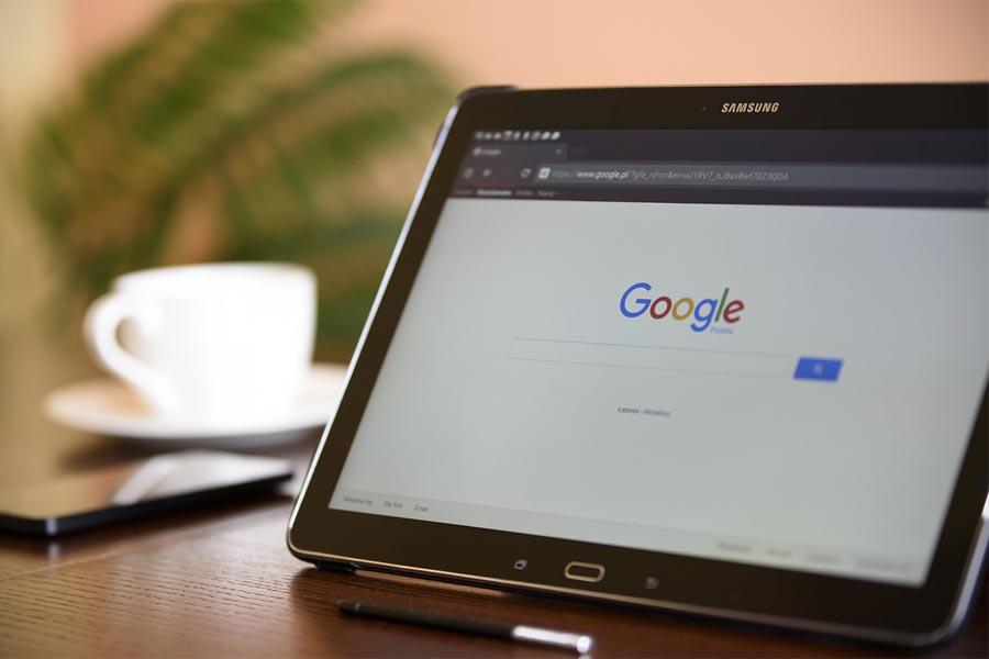 Bij elke webshop die we ontwikkelen houden we rekening met Google