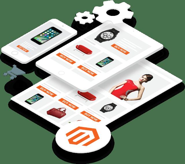 Magento webshop ontwikkeling op maat