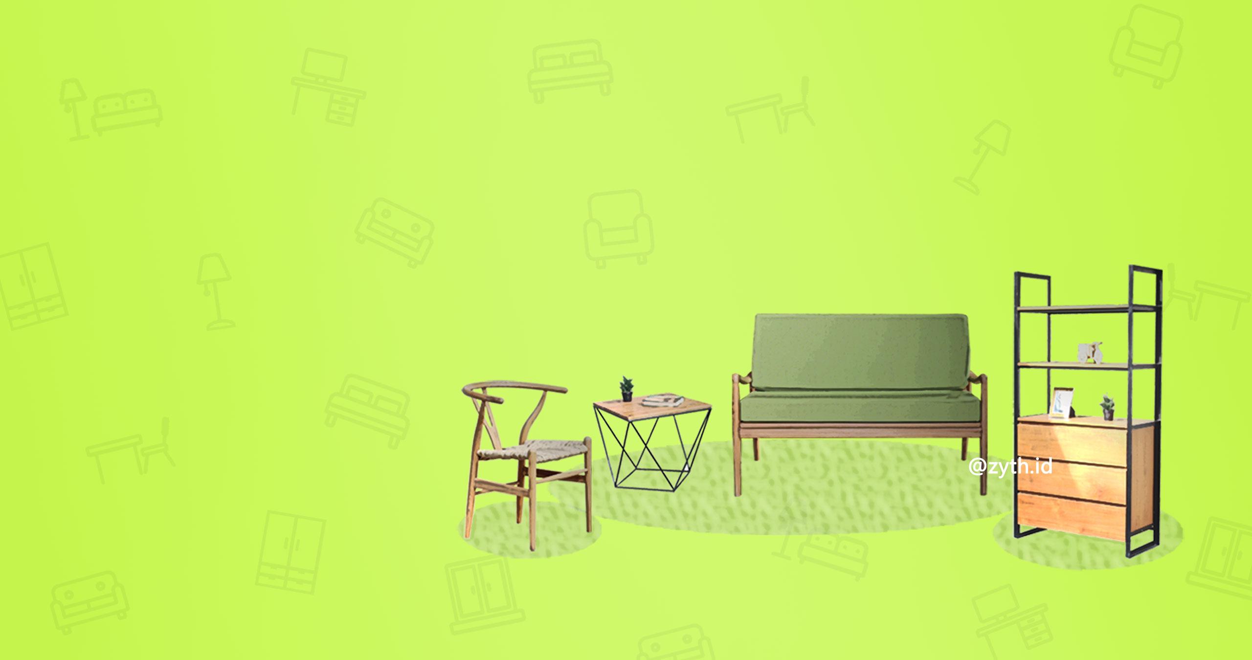 Aneka Koleksi Kebutuhan Perabot Mebel Untuk Ruang Tengah