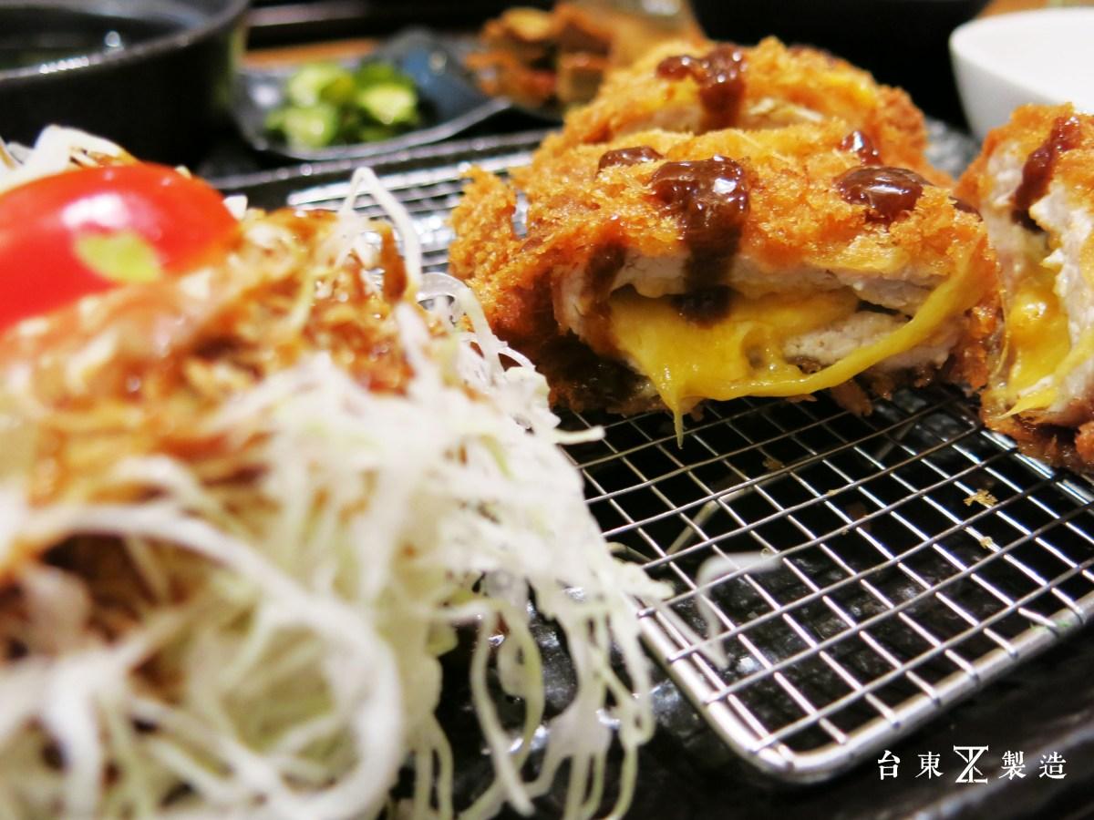 台東美食 炸豬排 鐵花小路18