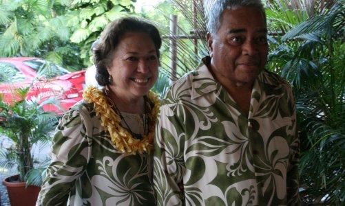 Luana Sala Retires from Kamehameha