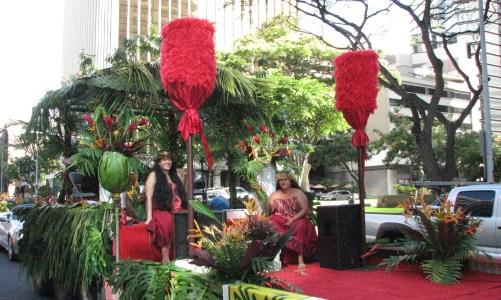 Kamehameha Parade Photos