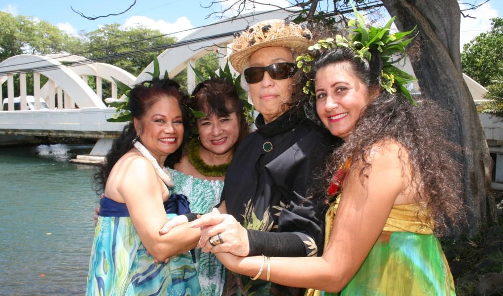 Anahulu LLC with Auntie Betty Jenkins