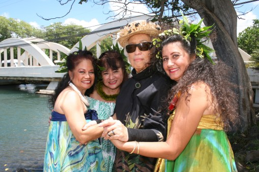 Anahulu LLC with Auntie Betty Jenkins