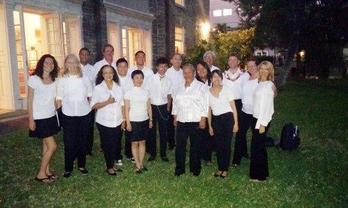 UH West O'ahu Choir