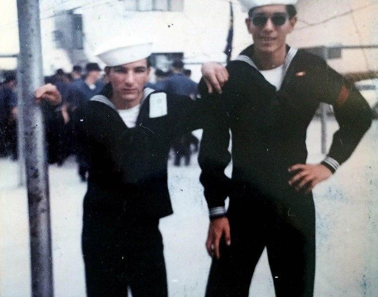 Boot Camp Graduation 1972