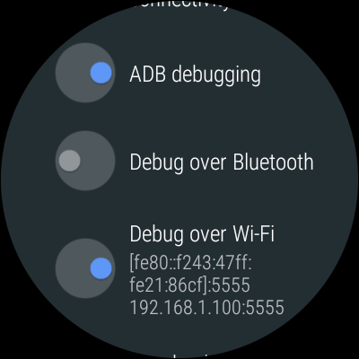 Android Wear Reconnect no Factory Reset