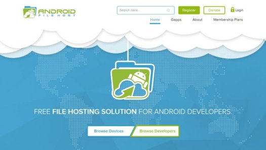 Android File Host