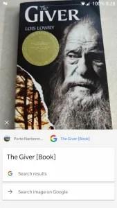Google Lens Launcher for Google Photos