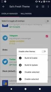 Get Blob Emoji in Telegram on Android Oreo