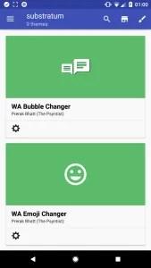 Get Blob Emoji on Whatsapp in Android 8.0 Oreo