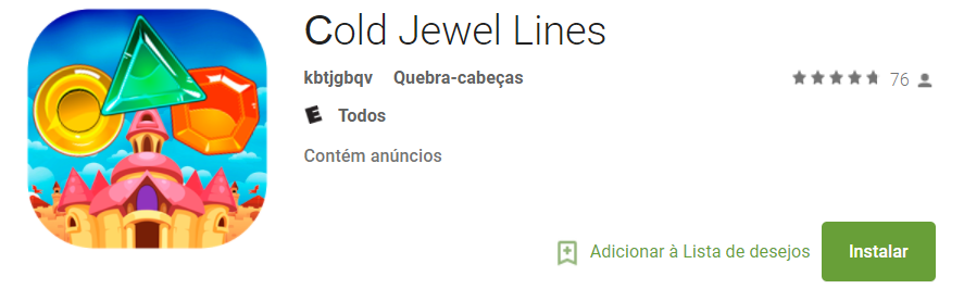 cold jewel lines google play store fake whatsapp updater
