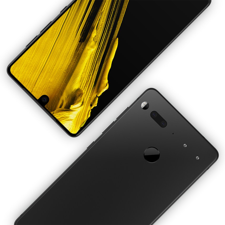 Essential Phone Stellar Gray