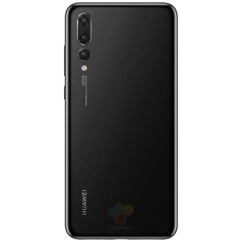 Huawei P20 Pro Render