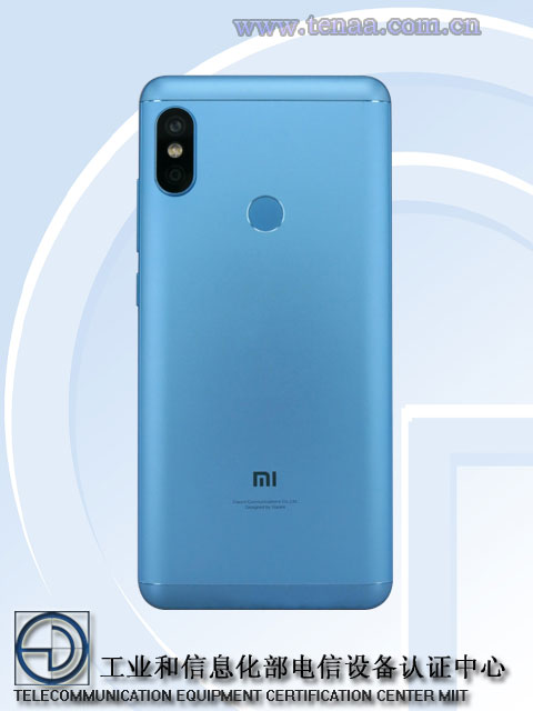 Xiaomi Redmi Note 5 Android 8.1 Oreo