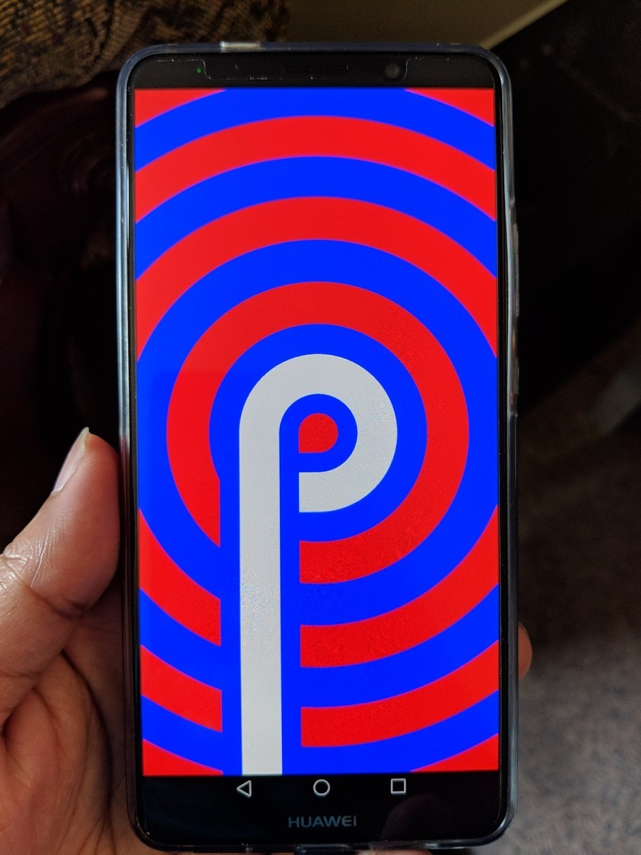 We've got Android P running on the Huawei Mate 10 Pro