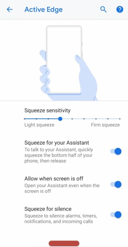 Google Pixel 3 Active Edge