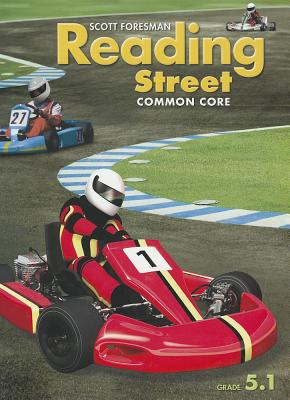 Scott Foresman Reading Street Common Core Grade 5 1 Book