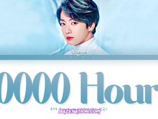 BTS Jungkook – 10000 Hours Mp3 Download