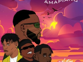 DJ Neptune – Nobody (Amapiano Remix) ft. Mr Eazi, Joeboy & Focalistic Mp3 Download