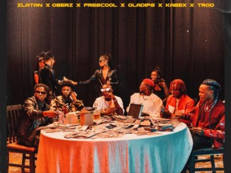 Zlatan – Lagos Anthem (Remix) Ft. Oberz, Frescool, Oladips, Kabex, Trod Mp3 Download