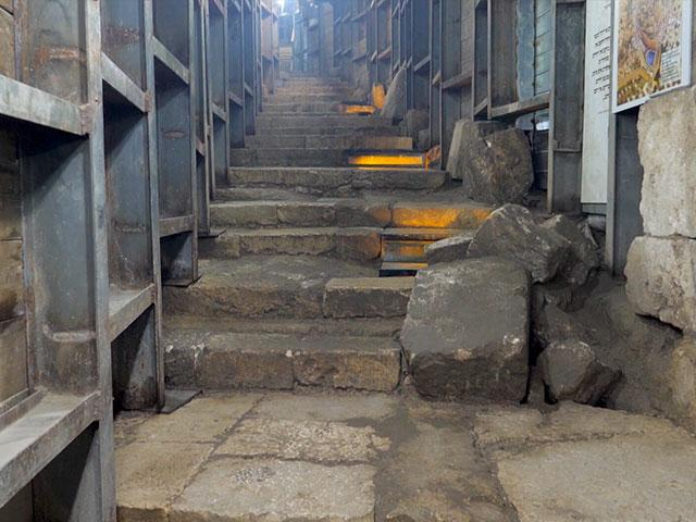 Jerusalem pilgrimage road