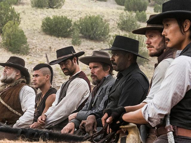 The Magnificent Seven, christian movie reviews