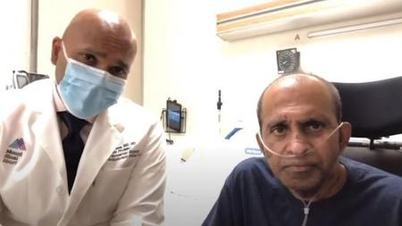 New York Doctor Tries Everything to Help Pastor in Coma from Coronavirus, Then He Prays and God Answers