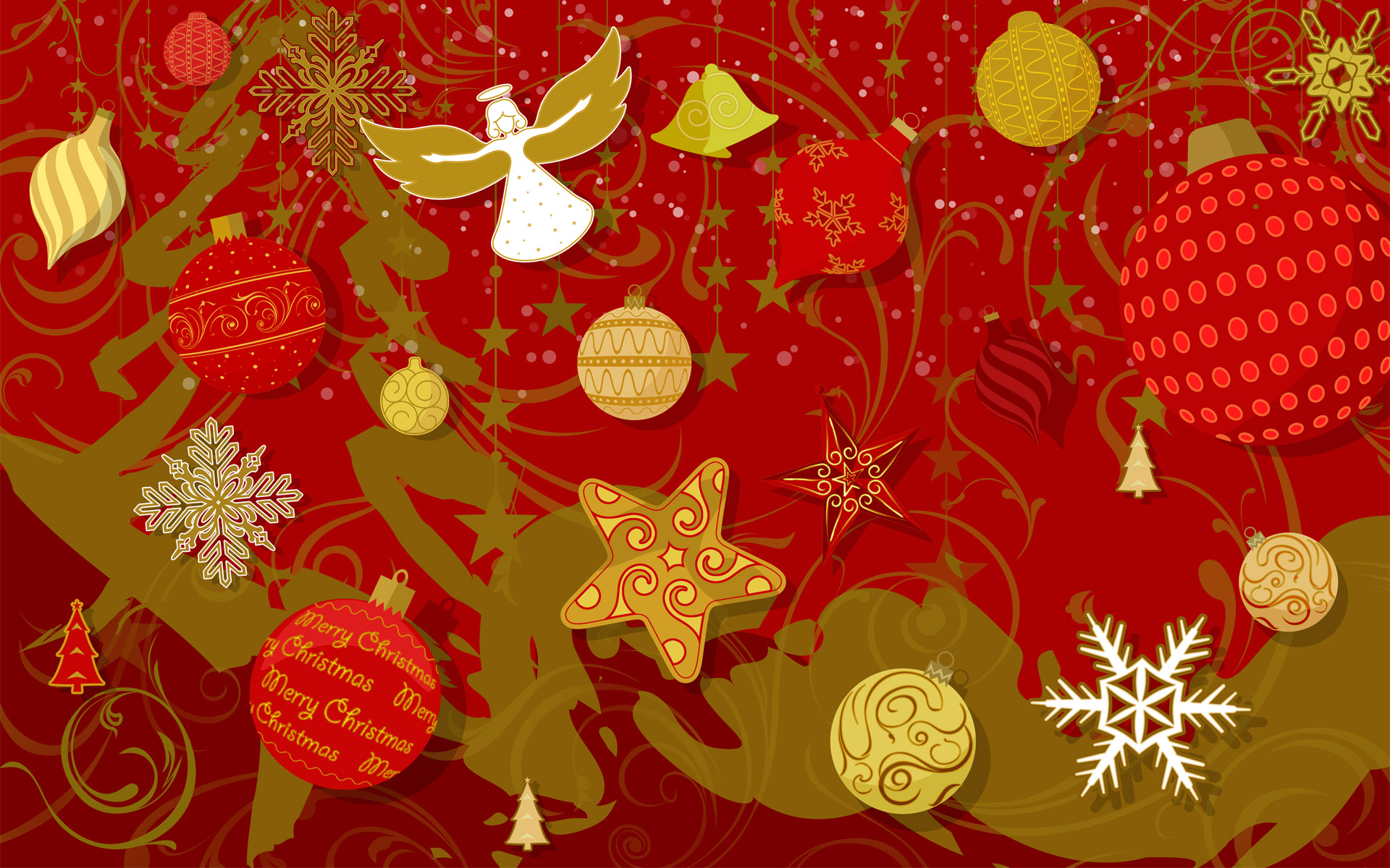 Christmas Wall Pictures
