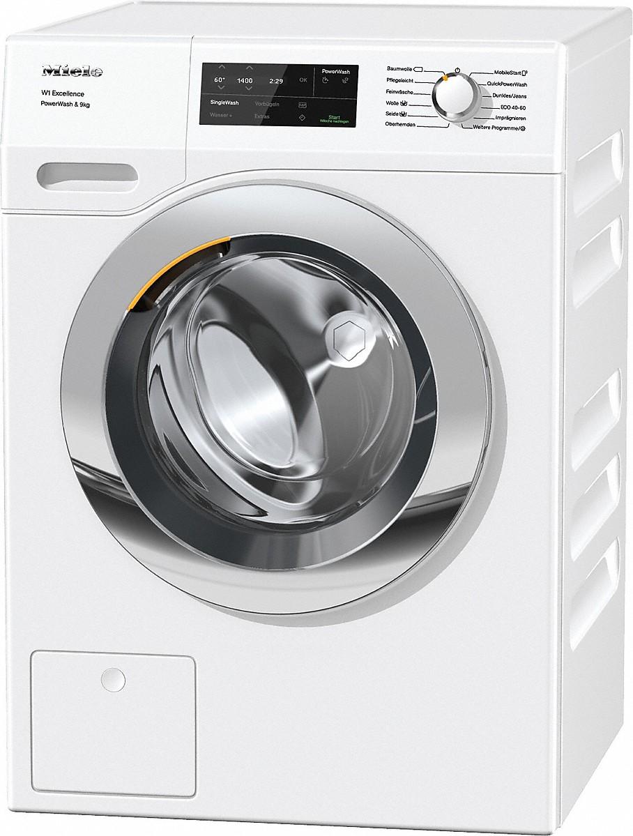 Miele Weg375 Wps Pwash 9kg W1 Waschmaschine Frontlader
