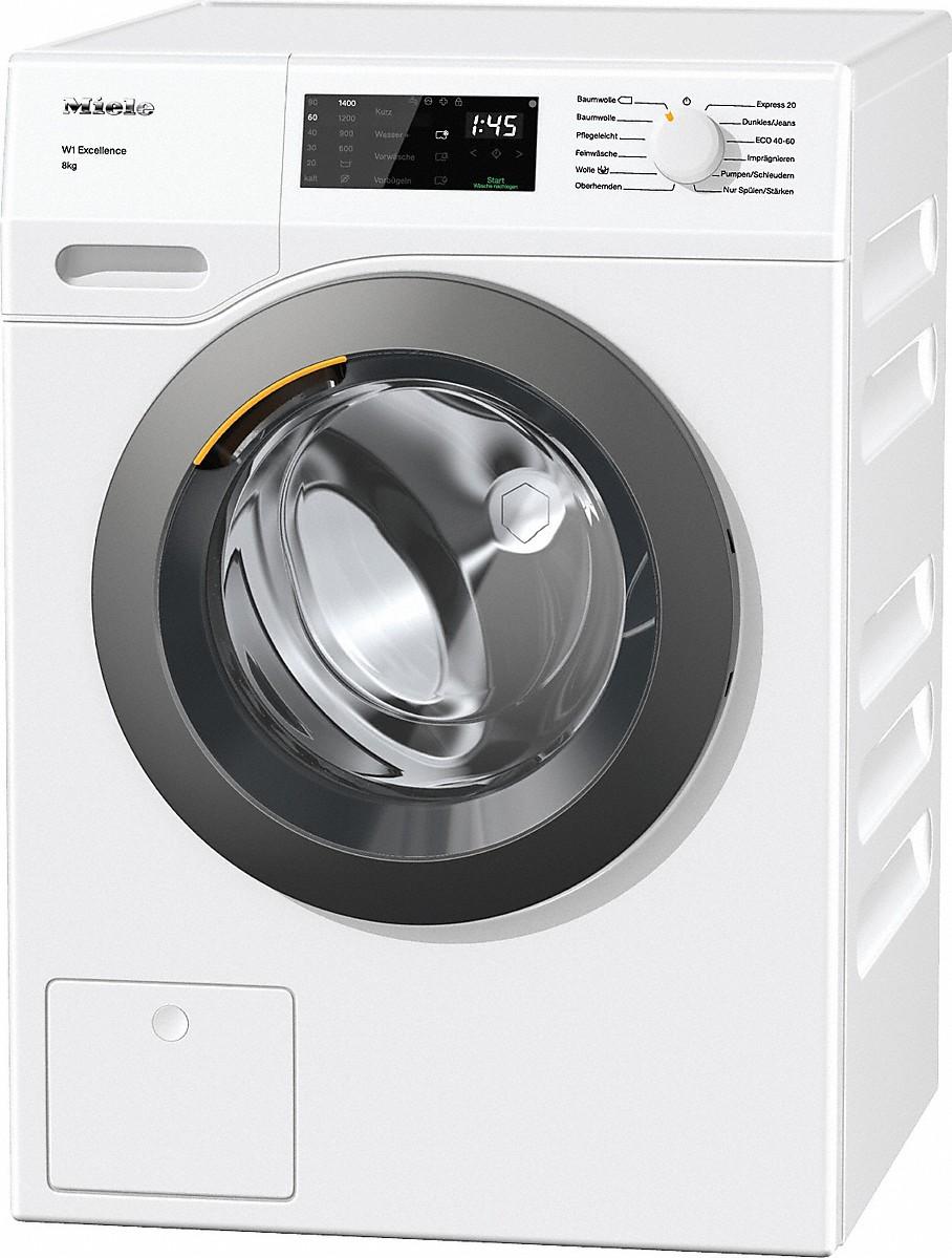Miele Wed135 Wps 8kg W1 Waschmaschine Frontlader