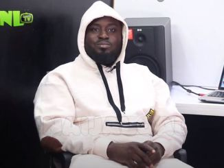 """How I Made """"FOCUS DANCE BEAT"""" – Producer, Ajimovoix Reveals On NL TV (Watch The Making Of The Beat)"""