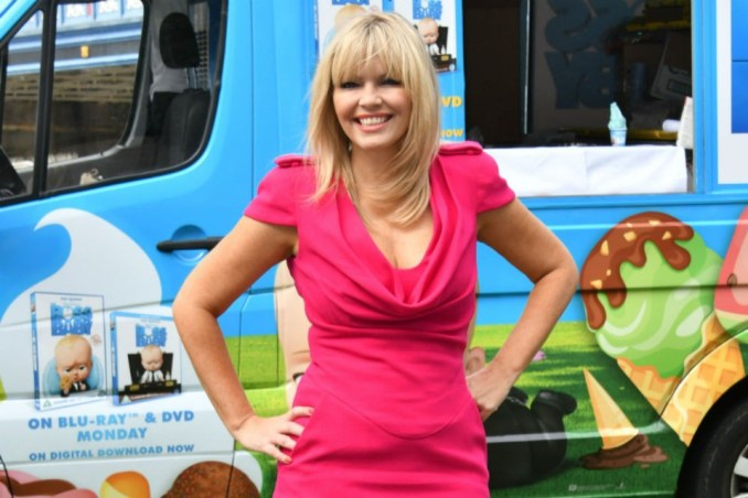 Kate Thornton Almost Crashed Her Car When She Received A Surprise Phone Call From George Michael