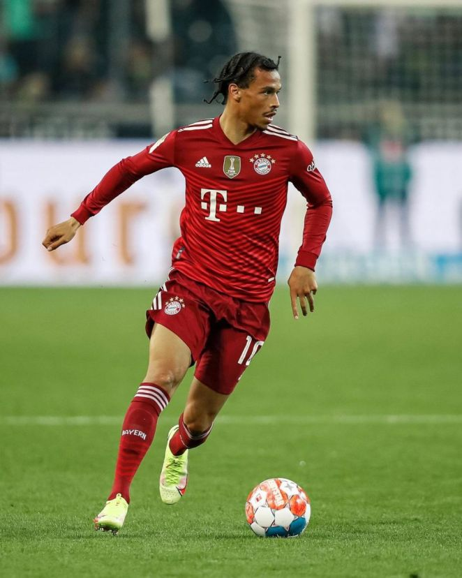 Bayern Munich Have Implored Their Fans To Stop Whistling Winger Leroy Sane Ahead Of Club Hertha Berlin Game