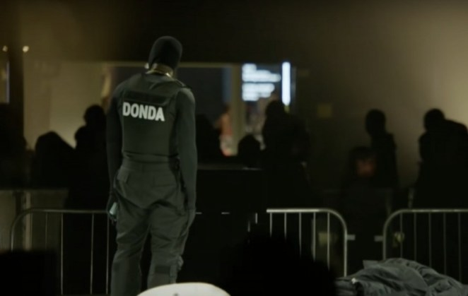 Kanye West's Bulletproof Vest That He Wore During Second Donda Listening Party Has Sold For $20000