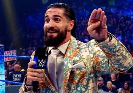 SMACKDOWN: Seth Rollins Was Covered With A Horrific Substance