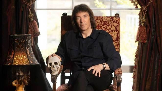 Steve Hackett Has Released A Historically Themed Video For His New Single Natalia