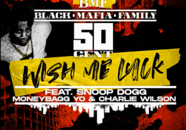"""50 Cent Has Teamed Up With Moneybagg Yo Snoop Dogg And Charlie Wilson On A New Song Titled """"Wish Me Luck"""""""