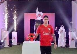 Al Rayyan's Newest Signing James Rodriguez Said Goodbye To His Now-Former Teammates With An Instagram Post