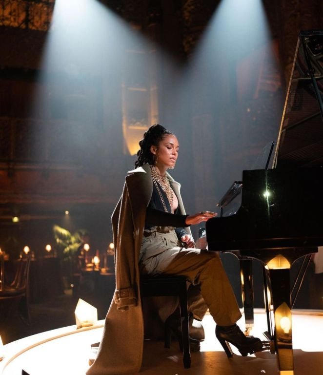 Alicia Keys Is Set To Try Her Hand At Another Artistic Medium
