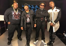 Dru Hill Posted A Video On Social Media Requesting A Chance For A Friendly Face-Off Against Some Of Their 1990s-Era Peers
