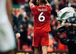 Klopp Hopes A Clean Bill Of Health Will Allow Thiago Alcantara To Shine At The Heart Of Liverpool's Midfield